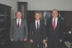 Zsidó múzeumot akar a nagykövet Aradon