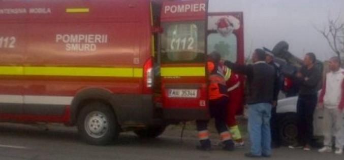 Két teherautó ütközött, az egyik sofőr meghalt