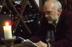 Irodalmi beszélgetés Vida Gáborral a Tulipánban