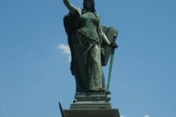 Tíz éve újra köztéren a Szabadság-szobor [VIDEÓ]