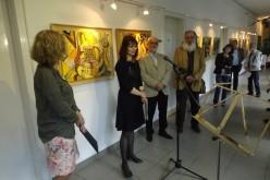 Kett-Groza János kiállítása Budapesten