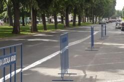 Mától parkolási mizéria a belvárosban