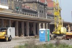 Aradi vasútállomás: ahogy még sose nem látta [VIDEÓ]