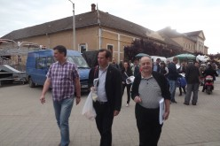 Sógor Csaba Arad megyében: beszállt a 48-ba is [VIDEÓ]