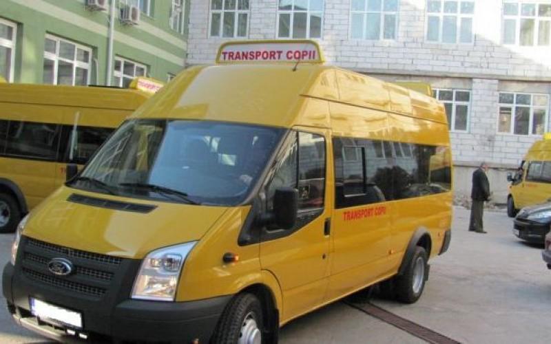 Huszonöt iskolabuszt kért Arad megye
