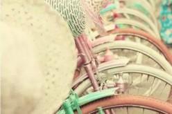Kerékpáros promenád hölgyeknek