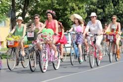Bicajoztak a hölgyek [VIDEÓ]