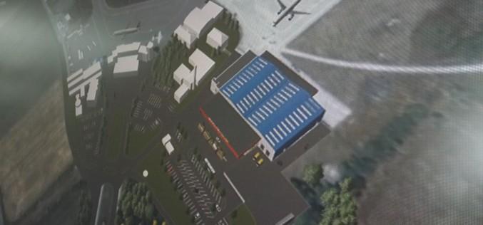 Bővül az aradi reptér [VIDEÓ]