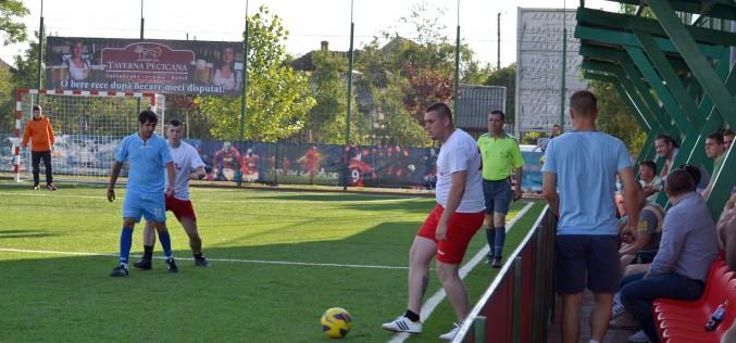 Kispályás focibajnoksággal avattak