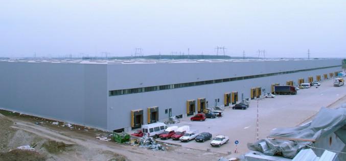 Bedőlt a Cefin aradi logisztikai központja