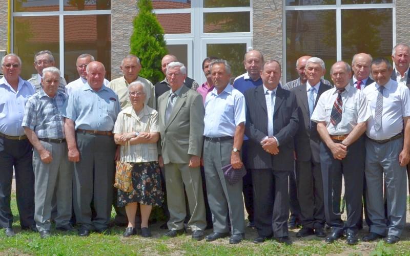 50 éves osztálytalálkozó Pécskán