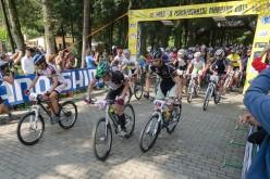 Hegyi kerékpárverseny Menyházán
