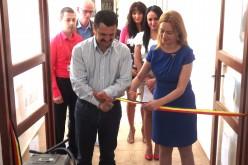 Megyei turisztikai információs központot avattak