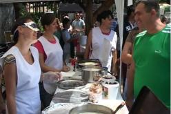 Szombat-vasárnap: Palacsinta Parádé Menhyázán