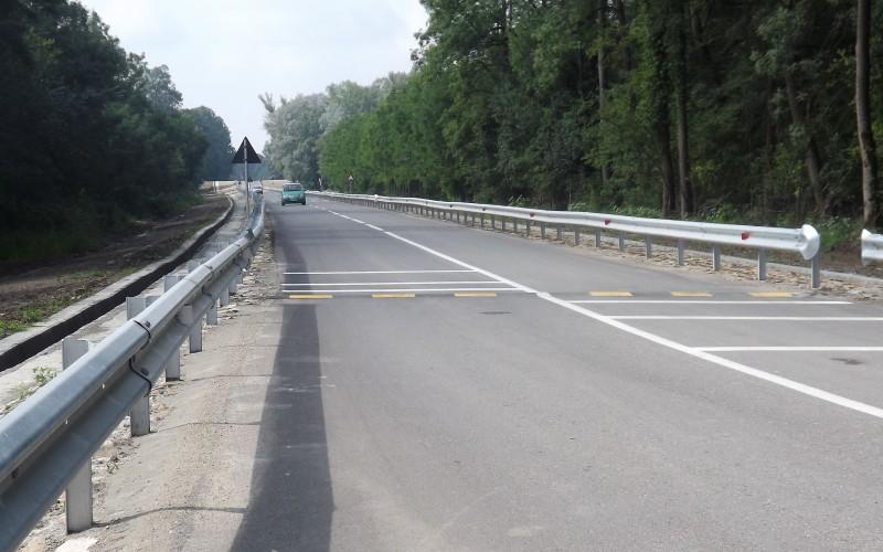 Felavatták a pécskai híd-Németszentpéter utat