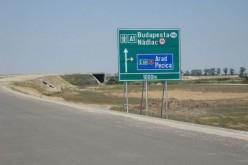 A magyar határig aszfaltozták a sztrádaszakaszt