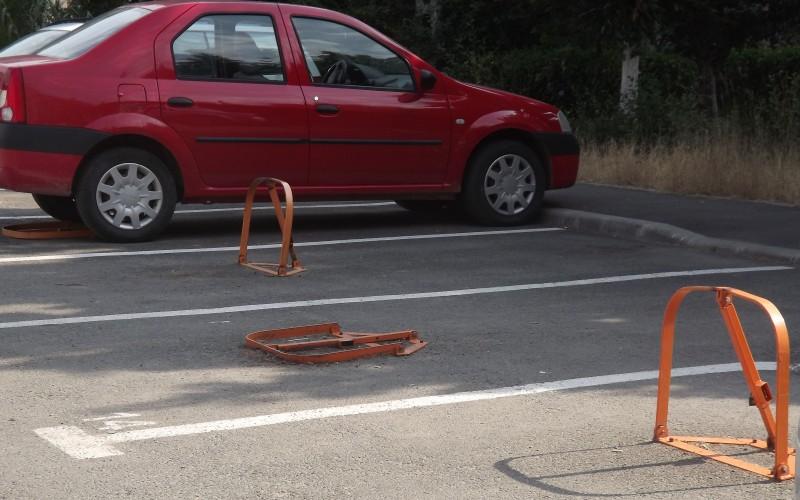 Parkolóhely-licit a Vlaicu-negyedben