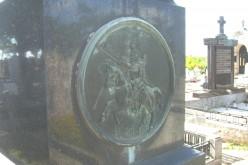 Szombaton avatják Skultéty huszár lovas szobrát