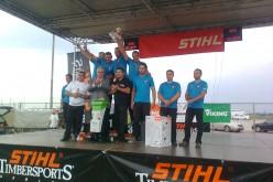 Arad Kupa favágó verseny