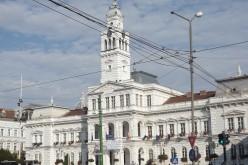 Negyedik legjobb Arad Polgármesteri Hivatalának honlapja