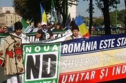 Román nacionalisták fognak tüntetni október 6-án