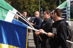 Magyarellenes tüntetés Aradon [VIDEÓ]