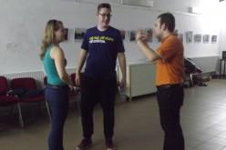 Salsa táncoktatás a Csikyben [VIDEÓ]