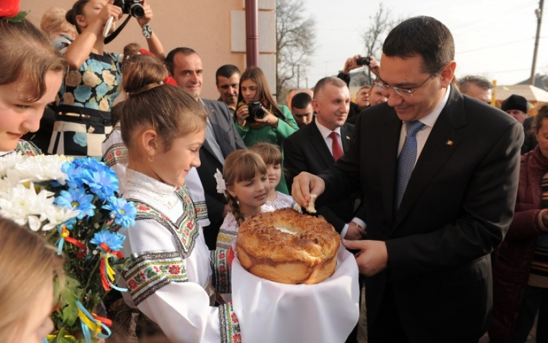Exit poll: Iohannis 50,9 %, Ponta 49,1%