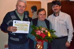 Aranylakodalmasokat ünnepeltek Pécskán