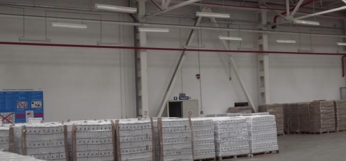Az aradi prefektúra megtiltotta az uniós segélyszállítmány lepakolását