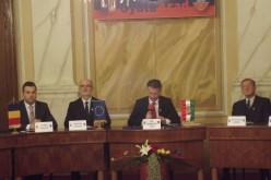 Húsz éve testvérváros Arad és Gyula