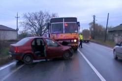 Peches reggele volt a Pito Transnak: két buszuk is ütközött