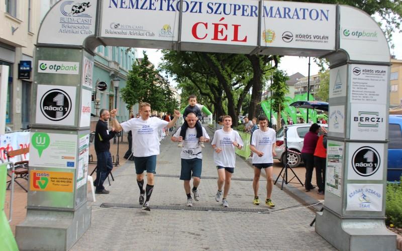 Jövőre is lesz Békéscsaba-Arad-Békéscsaba Szupermaraton