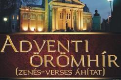 Adventi örömhír az aradi Kultúrpalotában