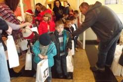 Megjött a Mikulás az aradi magyar gyerekekhez [VIDEÓ]