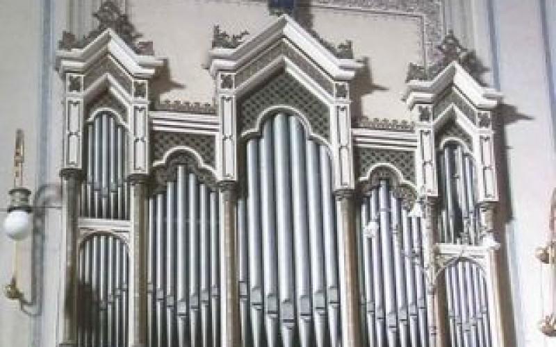 Felújították a neológ zsinagóga orgonáját