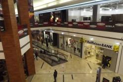Két tűzeset a Galleria plázában