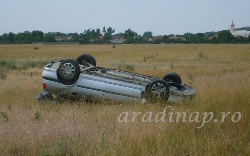 Tavaly 64-en haltak meg Arad megye közútjain