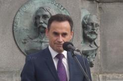 Gheorghe Falcă belügyminiszter a liberális árnyékkormányban