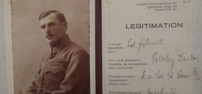 Levéltári lapozó: miért büntették meg Aradon Pataky Sándor festőművészt?