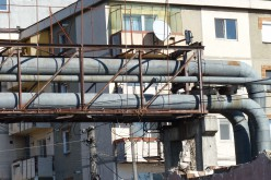 Távfűtés Aradon: belefújtak a csőbe