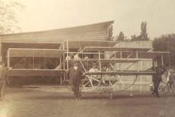 Levéltári lapozó: Faludi, az aradi színész-aviatikus