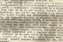 Levéltári lapozó: aradiak nemzetközi békepályázaton 1936-an