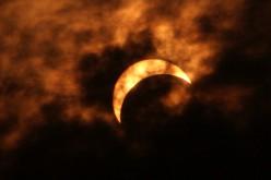 Pénteken részleges napfogyatkozás