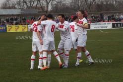 Idegenben is győztek: Pandurii II. – UTA 0-1 (0-0)