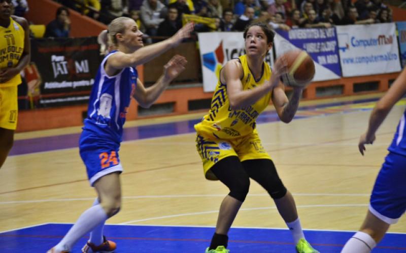 Kigolyózták őket a bajnokságból: ICIM-Târgovişte 76-78