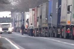 A magyar húsvéttól kaptak rohamot a román kamionsofőrök