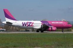 Lelakatolhatják a repteret: elszáll Aradról a WizzAir