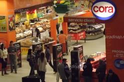 Vízszint alatt a Galleria pláza: bezár a Cora hipermarket