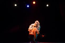 Újra Aradon Harsányi Attila a Sex, drugs, gods & rock 'n' roll című előadásban